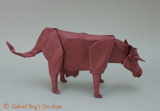 Bull Head Akira Yoshizawa