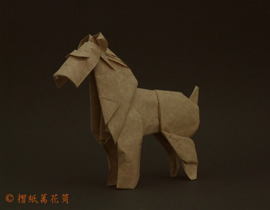 дракон оригами из модулей. оригами шкатулка.